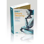 ESET Smart Security Suite, NOD32 + Anti Spam + Firewall